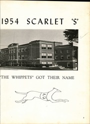 Page 7, 1954 Edition, Shelby High School - Scarlet S Yearbook (Shelby, OH) online yearbook collection