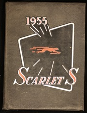 1955 Edition, Shelby High School - Scarlet S Yearbook (Shelby, OH)