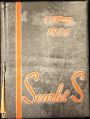 1956 Edition, Shelby High School - Scarlet S Yearbook (Shelby, OH)