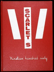 1960 Edition, Shelby High School - Scarlet S Yearbook (Shelby, OH)