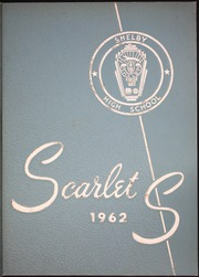 1962 Edition, Shelby High School - Scarlet S Yearbook (Shelby, OH)