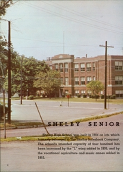 Page 6, 1963 Edition, Shelby High School - Scarlet S Yearbook (Shelby, OH) online yearbook collection