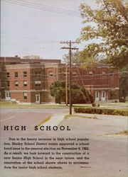 Page 9, 1963 Edition, Shelby High School - Scarlet S Yearbook (Shelby, OH) online yearbook collection