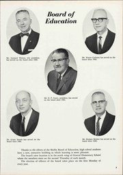 Page 13, 1966 Edition, Shelby High School - Scarlet S Yearbook (Shelby, OH) online yearbook collection