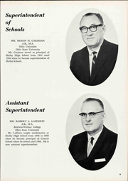 Page 15, 1966 Edition, Shelby High School - Scarlet S Yearbook (Shelby, OH) online yearbook collection
