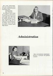 Page 16, 1966 Edition, Shelby High School - Scarlet S Yearbook (Shelby, OH) online yearbook collection