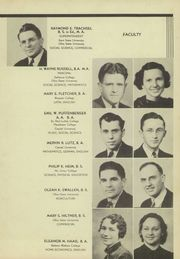 Page 13, 1938 Edition, Northwest High School - Chieftain Yearbook (Canal Fulton, OH) online yearbook collection