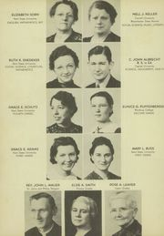 Page 14, 1938 Edition, Northwest High School - Chieftain Yearbook (Canal Fulton, OH) online yearbook collection