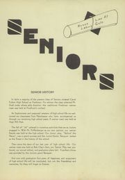 Page 15, 1938 Edition, Northwest High School - Chieftain Yearbook (Canal Fulton, OH) online yearbook collection