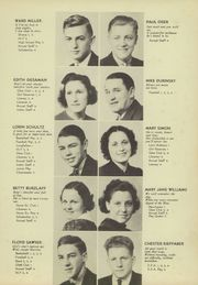 Page 17, 1938 Edition, Northwest High School - Chieftain Yearbook (Canal Fulton, OH) online yearbook collection