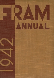 1942 Edition, Sandusky High School - Fram Yearbook (Sandusky, OH)