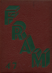 1947 Edition, Sandusky High School - Fram Yearbook (Sandusky, OH)