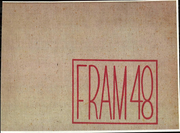 1948 Edition, Sandusky High School - Fram Yearbook (Sandusky, OH)