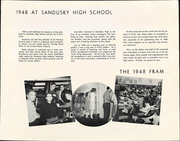 Page 13, 1948 Edition, Sandusky High School - Fram Yearbook (Sandusky, OH) online yearbook collection
