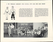 Page 14, 1948 Edition, Sandusky High School - Fram Yearbook (Sandusky, OH) online yearbook collection