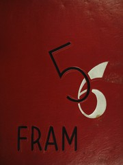 1956 Edition, Sandusky High School - Fram Yearbook (Sandusky, OH)