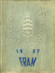 1957 Edition, Sandusky High School - Fram Yearbook (Sandusky, OH)