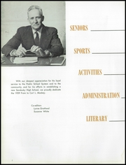 Page 8, 1959 Edition, Sandusky High School - Fram Yearbook (Sandusky, OH) online yearbook collection
