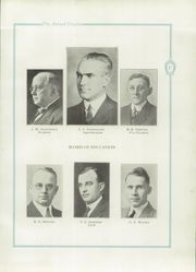 Page 17, 1924 Edition, Ross High School - Croghan Yearbook (Fremont, OH) online yearbook collection