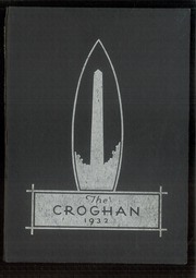 1932 Edition, Ross High School - Croghan Yearbook (Fremont, OH)