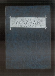 1934 Edition, Ross High School - Croghan Yearbook (Fremont, OH)