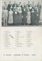 Page 11, 1934 Edition, Ross High School - Croghan Yearbook (Fremont, OH) online yearbook collection