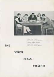 Page 13, 1934 Edition, Ross High School - Croghan Yearbook (Fremont, OH) online yearbook collection