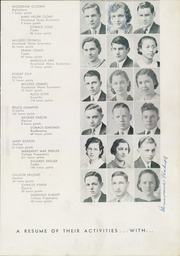 Page 15, 1934 Edition, Ross High School - Croghan Yearbook (Fremont, OH) online yearbook collection