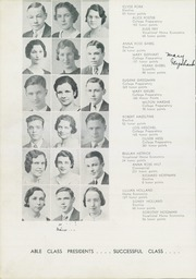 Page 16, 1934 Edition, Ross High School - Croghan Yearbook (Fremont, OH) online yearbook collection