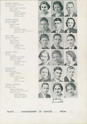 Page 17, 1934 Edition, Ross High School - Croghan Yearbook (Fremont, OH) online yearbook collection