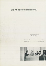 Page 6, 1934 Edition, Ross High School - Croghan Yearbook (Fremont, OH) online yearbook collection