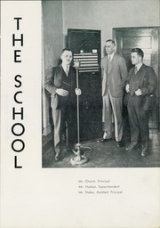 Page 9, 1934 Edition, Ross High School - Croghan Yearbook (Fremont, OH) online yearbook collection