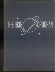 1935 Edition, Ross High School - Croghan Yearbook (Fremont, OH)