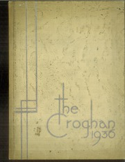 1936 Edition, Ross High School - Croghan Yearbook (Fremont, OH)