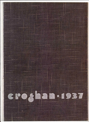 Page 1, 1937 Edition, Ross High School - Croghan Yearbook (Fremont, OH) online yearbook collection