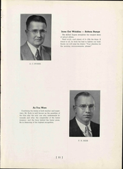 Page 17, 1937 Edition, Ross High School - Croghan Yearbook (Fremont, OH) online yearbook collection