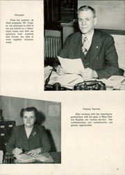 Page 13, 1948 Edition, Ross High School - Croghan Yearbook (Fremont, OH) online yearbook collection