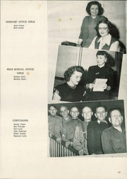 Page 17, 1948 Edition, Ross High School - Croghan Yearbook (Fremont, OH) online yearbook collection
