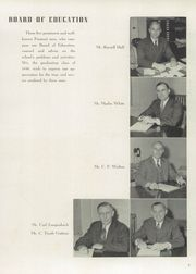 Page 11, 1949 Edition, Ross High School - Croghan Yearbook (Fremont, OH) online yearbook collection