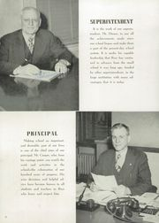 Page 12, 1949 Edition, Ross High School - Croghan Yearbook (Fremont, OH) online yearbook collection