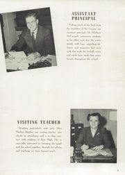 Page 13, 1949 Edition, Ross High School - Croghan Yearbook (Fremont, OH) online yearbook collection