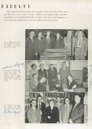 Page 15, 1949 Edition, Ross High School - Croghan Yearbook (Fremont, OH) online yearbook collection
