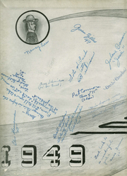 Page 2, 1949 Edition, Ross High School - Croghan Yearbook (Fremont, OH) online yearbook collection