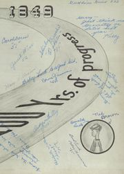 Page 3, 1949 Edition, Ross High School - Croghan Yearbook (Fremont, OH) online yearbook collection