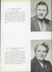 Page 15, 1957 Edition, Ross High School - Croghan Yearbook (Fremont, OH) online yearbook collection