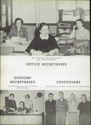 Page 16, 1957 Edition, Ross High School - Croghan Yearbook (Fremont, OH) online yearbook collection