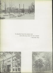 Page 8, 1957 Edition, Ross High School - Croghan Yearbook (Fremont, OH) online yearbook collection
