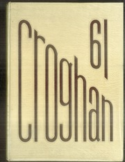 1961 Edition, Ross High School - Croghan Yearbook (Fremont, OH)