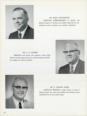 Page 14, 1962 Edition, Ross High School - Croghan Yearbook (Fremont, OH) online yearbook collection