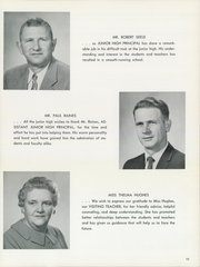 Page 15, 1962 Edition, Ross High School - Croghan Yearbook (Fremont, OH) online yearbook collection